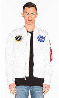 Бомбер l 2b nasa - ALPHA INDUSTRIES