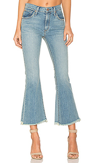Kiki fray kick flare - James Jeans