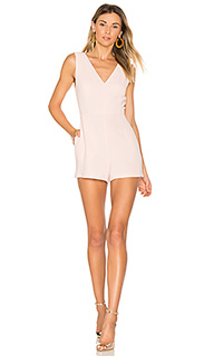 Simple v romper - BCBGeneration