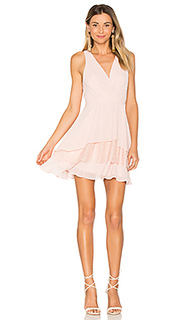 Surplice ruffle dress - BCBGeneration