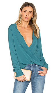Criss cross blouse - BCBGeneration