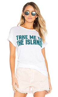Футболка take me to the islands - MIKOH