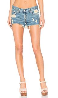Обрезанные шорты - rag & bone/JEAN