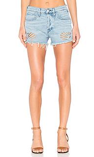 Обрезанные шорты freja - 3x1