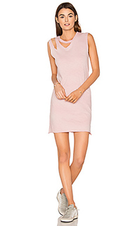 Double cut tank dress - LNA