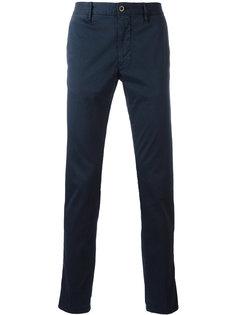 зауженные брюки  Incotex