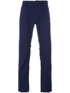 брюки с принтом пацифика  Love Moschino
