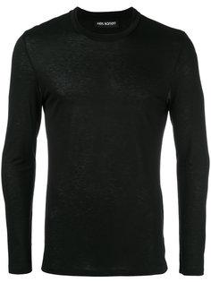 футболка с длинными рукавами Neil Barrett