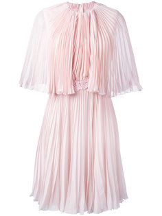 плиссированное платье Giambattista Valli
