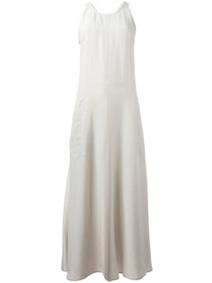 расклешенное платье миди Joseph