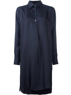 платье-рубашка на пуговицах Maison Margiela