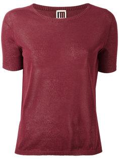 трикотажная футболка IM Isola Marras