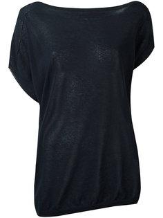 блузка с вырезом-лодочкой IM Isola Marras