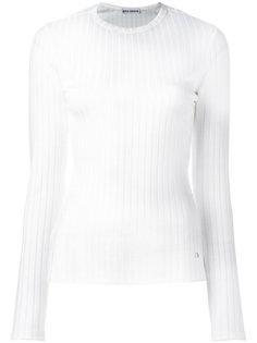 классический трикотажный свитер Paco Rabanne