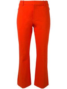 расклешенные укороченные брюки Derek Lam 10 Crosby