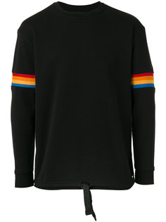rainbow band sweatshirt Diesel