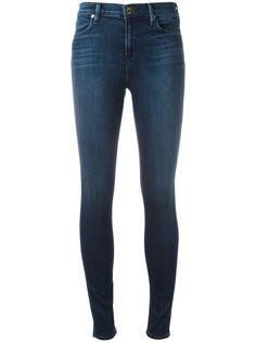 классические джинсы скинни J Brand