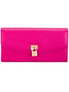 кошелек с висячим замком Dolce & Gabbana