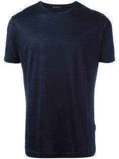 футболка с круглым вырезом Pal Zileri
