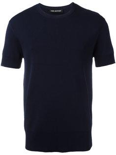 футболка кроя слим Neil Barrett