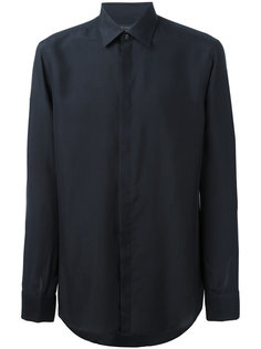 рубашка с потайной застежкой Pal Zileri
