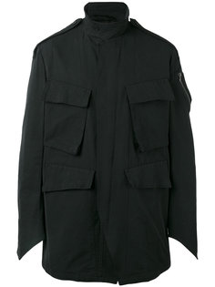 front pockets raincoat  Julius