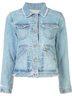 классическая джинсовая куртка Derek Lam 10 Crosby