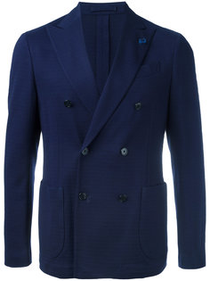 двубортный пиджак Lardini