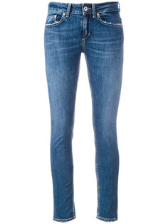cropped skinny jeans Dondup