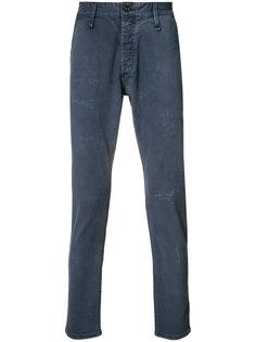 distressed effect jeans  Denham