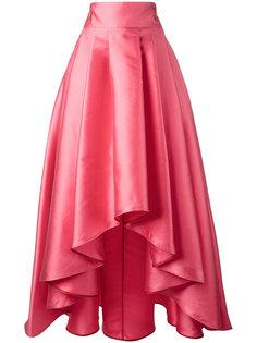 пышная юбка с неравномерным подолом Ultràchic
