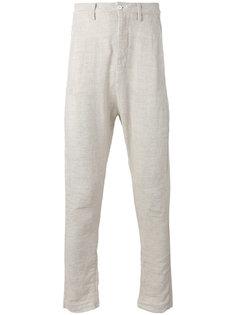 slim-fit trousers Poème Bohémien
