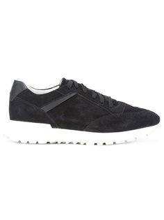 lace-up trainers Santoni