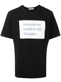 футболка с графическим принтом Undercover