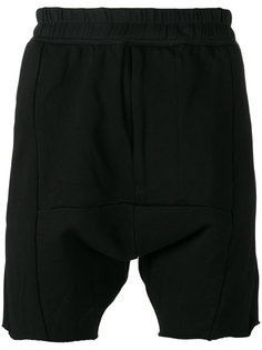 drop-crotch shorts  Julius