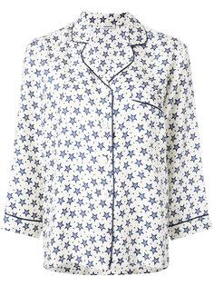 пижамная рубашка с принтом звезд P.A.R.O.S.H.