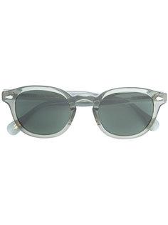 round frame sunglasses  Moscot