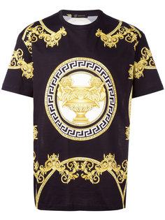 футболка Heritage Baroco Versace