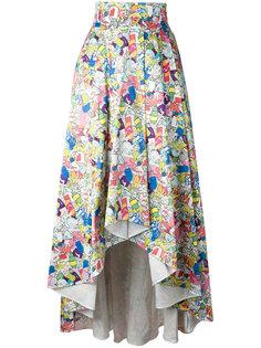 пышная юбка с графическим принтом Ultràchic