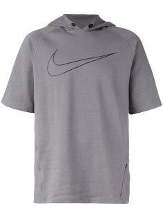толстовка с короткими рукавами City Nike