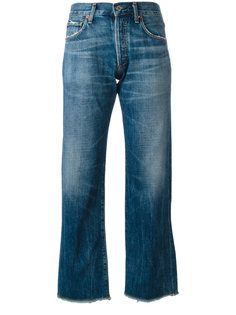 cropped jeans  Citizens Of Humanity