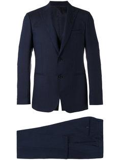 peaked lapel suit Lardini