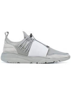 elastic tie panel sneakers Filling Pieces