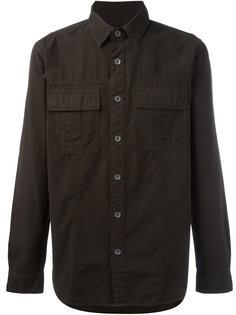 military shirt  Hudson