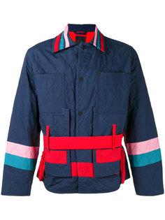 куртка дизайна колор-блок Diamond  Craig Green