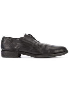 classic lace-up shoes Guidi