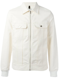 Carter zipped shirt jacket A.P.C.