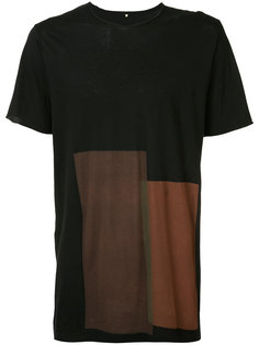 block print T-shirt Ziggy Chen