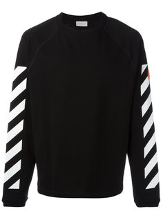 printed sweatshirt Moncler X Off-White