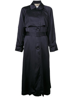 belted light trench coat  Cityshop